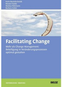 Obálka knihy  Facilitating Change od Zuber Barbara, ISBN:  9783407365460