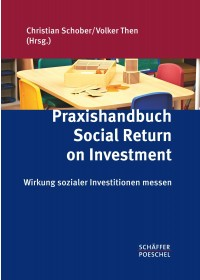 Obálka knihy  Praxishandbuch Social Return on Investment od , ISBN:  9783791033969