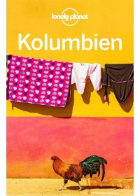 Obálka knihy  Lonely Planet Reiseführer Kolumbien od Power Mike, ISBN:  9783829744614