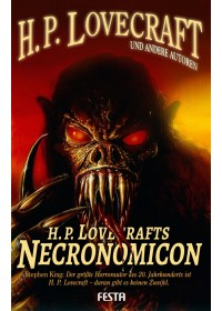 Obálka knihy  H. P. Lovecrafts Necronomicon od Lee Edward, ISBN:  9783865523242